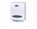factory wholesale custom White Acrylic Facial Tissue Paper Towel Dispenser