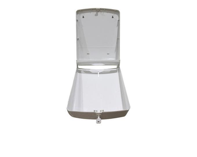 bathroom wall mount Dispensador plastic paper roll holder abs paper dispenser 2
