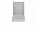 bathroom wall mount Dispensador plastic paper roll holder abs paper dispenser 4