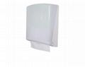 bathroom wall mount Dispensador plastic paper roll holder abs paper dispenser 6