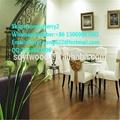 Fireproof high glossy laminate flooring 3