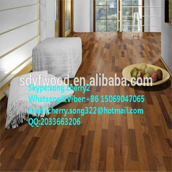 Fireproof high glossy laminate flooring 4