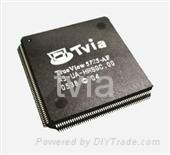 英图电子高清视频处理芯片TrueView 5735