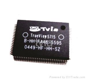 多媒体播放处理器芯片TrueView 5715数模处理 1
