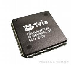 英图电子TV5725视频信号转换处理IC