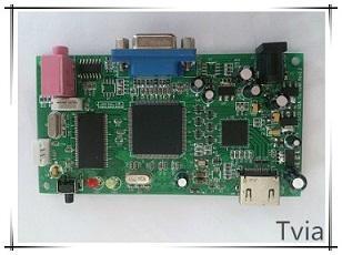 VGA转HDMI方案-电脑等VGA接口适用 1