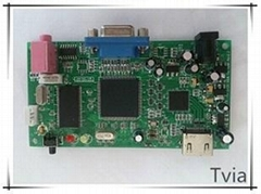 VGA转HDMI方案-电脑等VGA接口适用