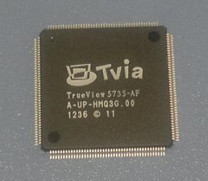 英图电子Tvia原厂高清视频处理器TV5735 1