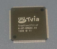 英图电子Tvia原厂高清视频处理器TV5735