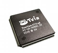 AV(CVBS)转HDMI方案及主控芯片TV5725