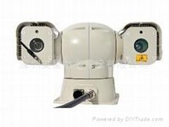 AK-HD5302系列网络高清激光夜视一体化云台摄像机