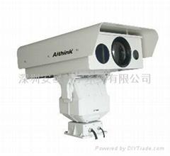AK-TPCL4100远距离双波段夜视云台摄像机
