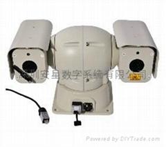 AK-HD5502系列网络高清激光夜视一体化云台摄像机