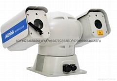 AK-W3984系列激光夜视一体化云台摄像机 夜视600米