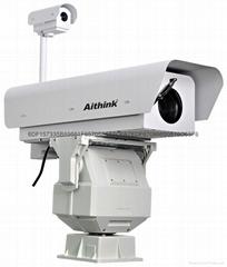 安星网络高清夜视1500m激光摄像机