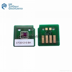 Laser toner cartridge chip for Xerox  WorkCentre 7132/7232/7242