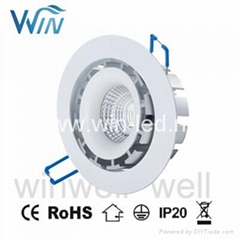 NEW 8W 15W dimmable TUV SAA UL LED downlight