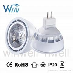 COB 5W MR16 GU10 LED Spot Light