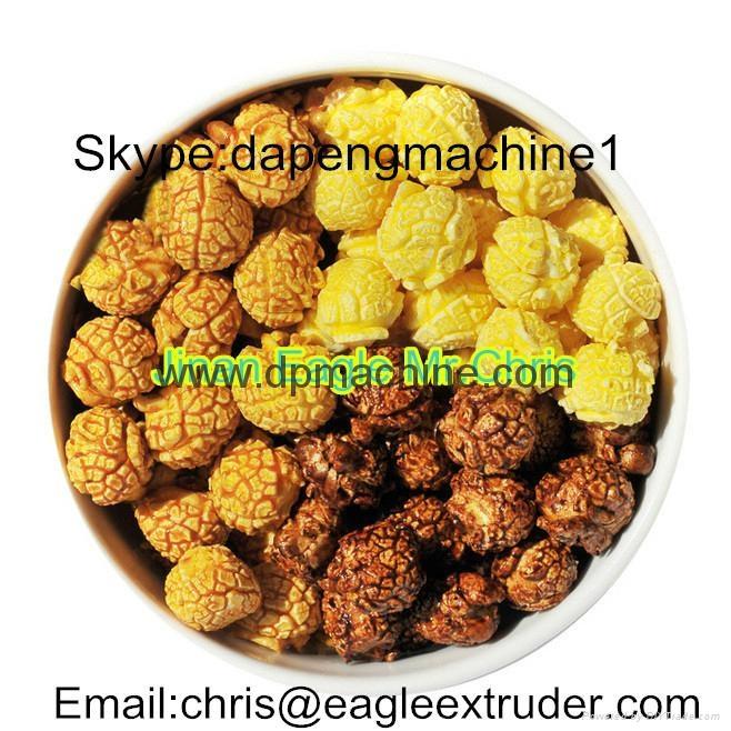 Popcorn making Machine/ Flavored Popcorn machine/caramel popcorn machine 1