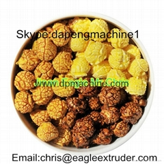 Popcorn making Machine/ Flavored Popcorn machine/caramel popcorn machine