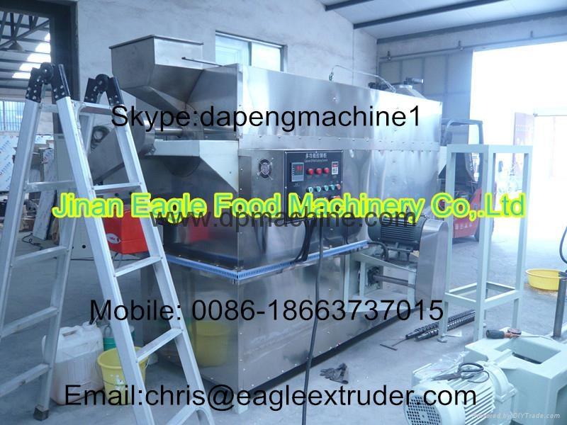 Popcorn making Machine/ Flavored Popcorn machine/caramel popcorn machine 2
