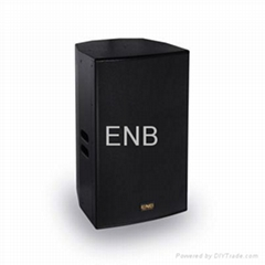 ENB Professional full range speaker 15'' speaker sound