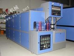 新款PCTG太空杯半自動吹瓶機 PP吹瓶機
