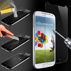 Premium Real Tempered Glass Screen Protector Film for Samsung NOTE4