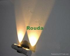 wall lamp 6w epistar 120lm/w