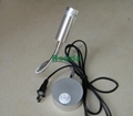 swing arm wall lamp 3w 120lm/w with switch and plug