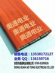 TVVB電鍍設備天車隨行電纜