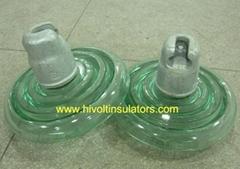Offering Glass Insulator