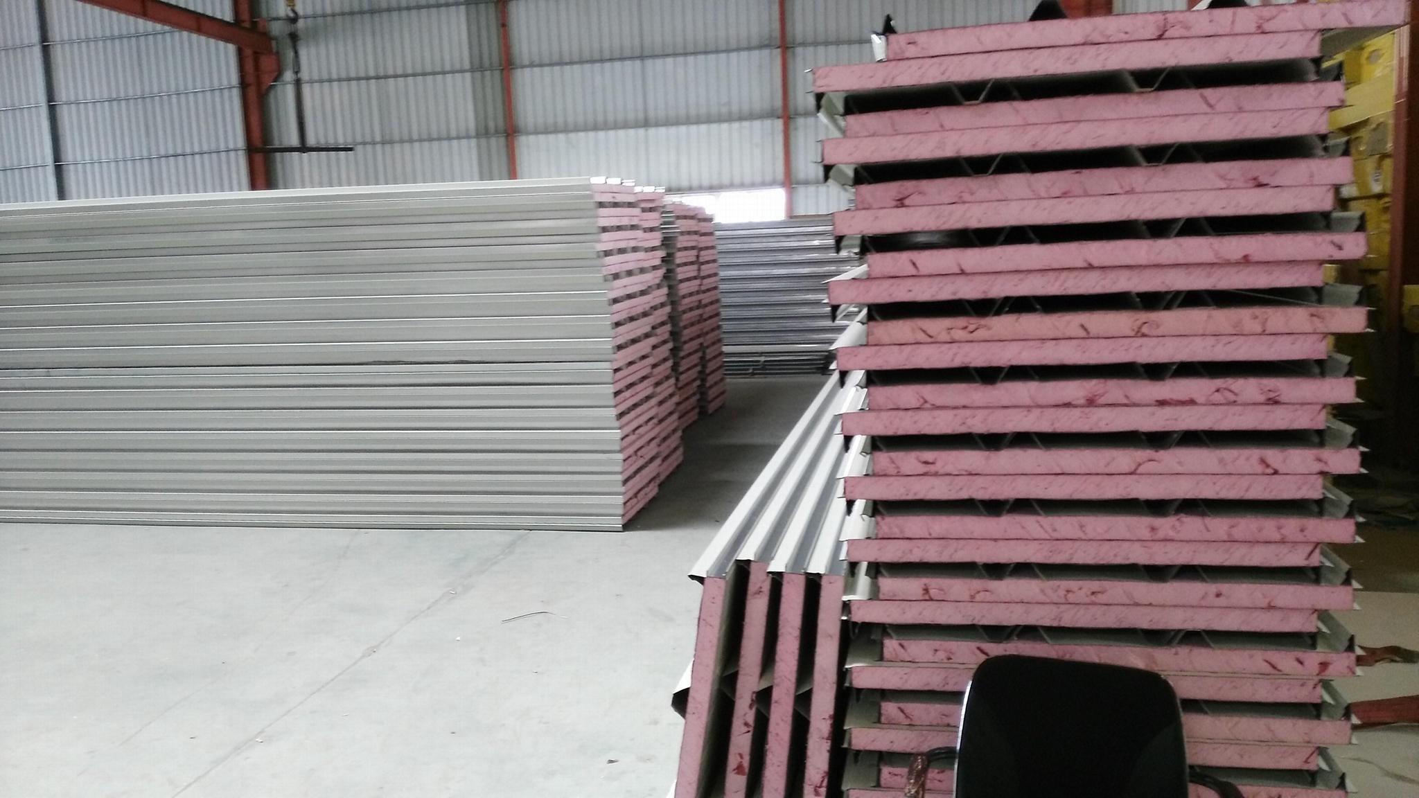 酚醛屋頂瓦楞板 2