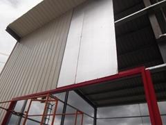 鋼結構保溫隔板