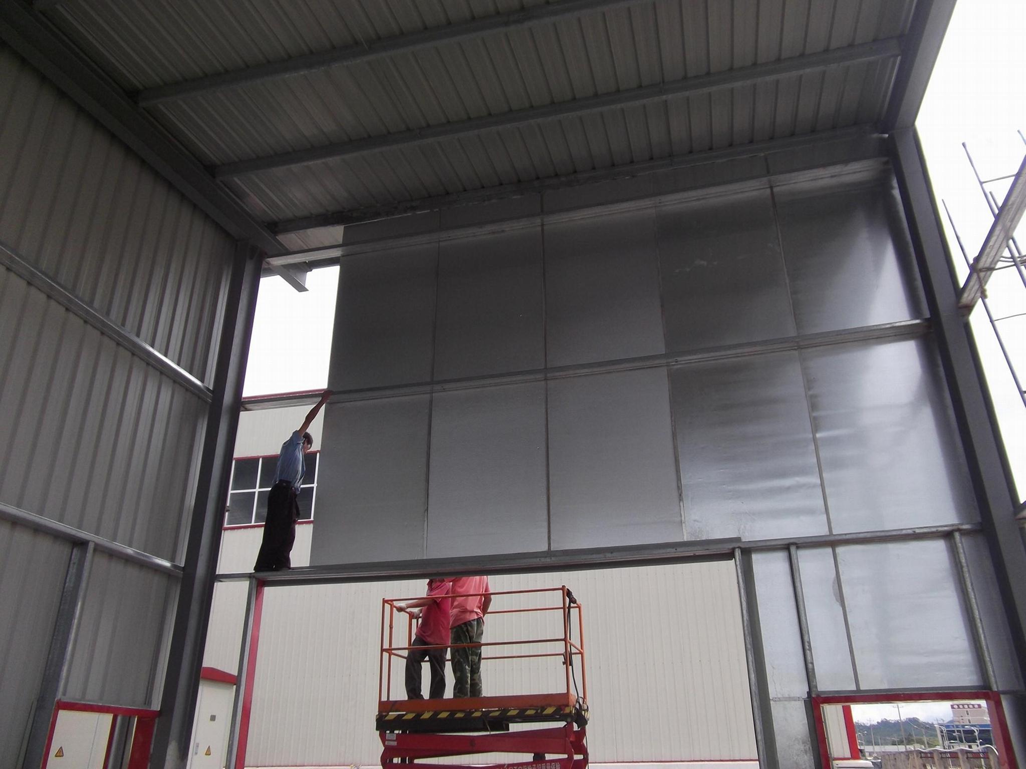 鋼結構保溫隔板 2