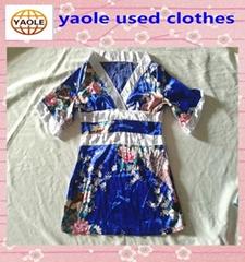 used clothing, Used Lady Nignty
