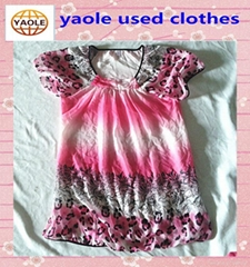 used clothing, Lady Used Evening Wear