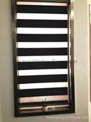 Different Kinds New Printed and Plain Zebra Blind Roller Blind