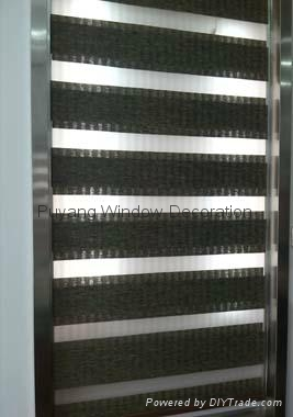 Hot Sell Copy Linnet Zebra Blind with Simple Profile 1