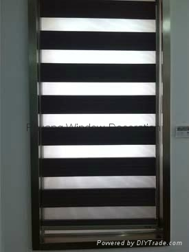 Hot Sell Copy Linnet Zebra Blind with Simple Profile 4