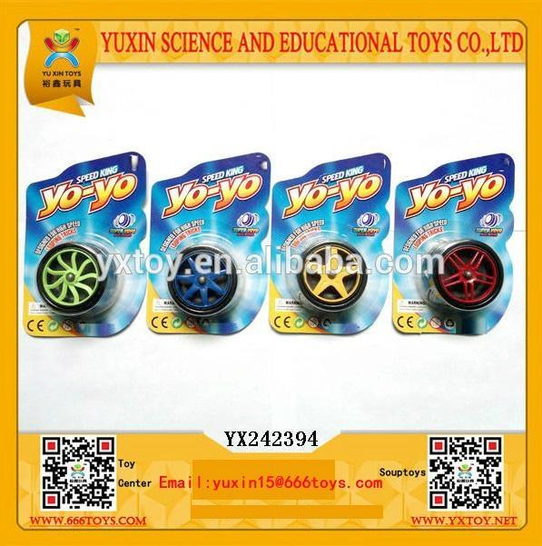 Professional Colorful branded yoyo 2