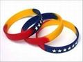 rubber Wrist Bands, mix Rubber Bracelets -NEW, debossed, embossed, imprint 1