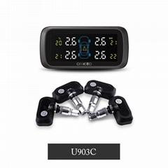 Detection System of Tire Presure(CAREUD)TPMS-U903C-N
