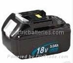 Makita 18.0V 3Ah cordless drill battery