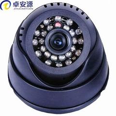 TF一體紅外夜視監控攝像機