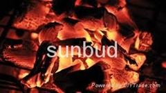 natural hardwood restaurant charcoal