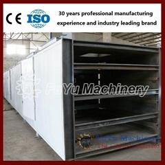 mesh belt conveyor dryer