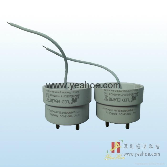 LED光源系列无频闪非隔离LED日光管T8圆管-18W 4