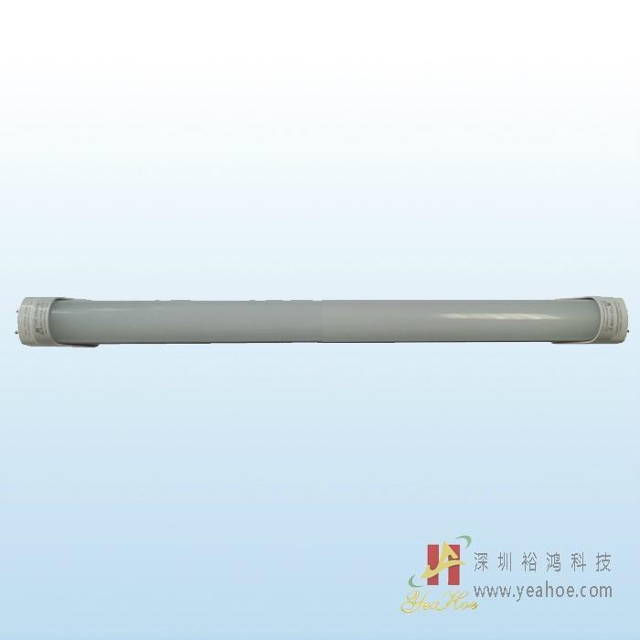 LED光源系列无频闪非隔离LED日光管T8椭圆管薄料-18W 4