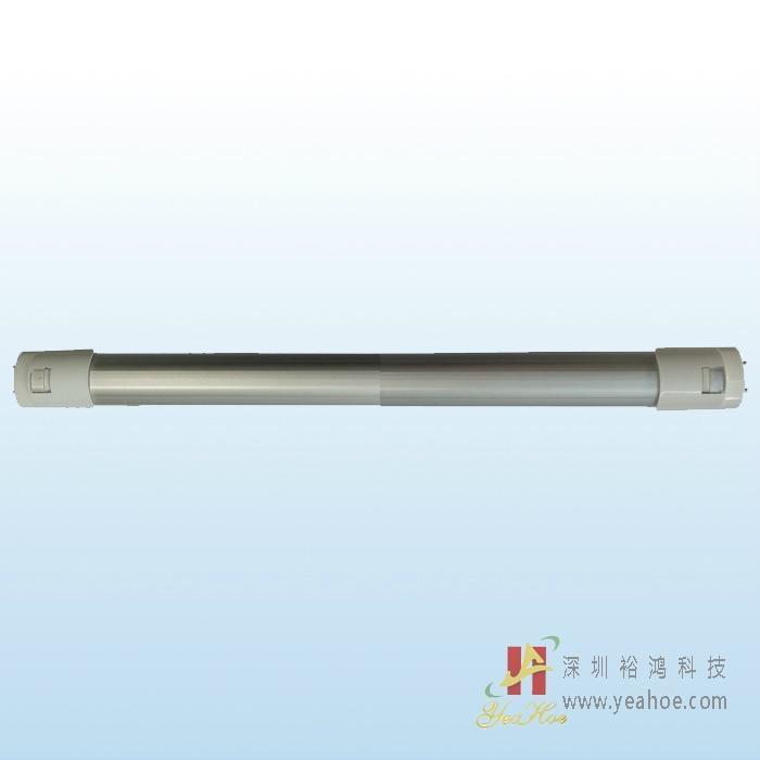 LED光源系列无频闪非隔离LED日光管T8椭圆管薄料-18W 2